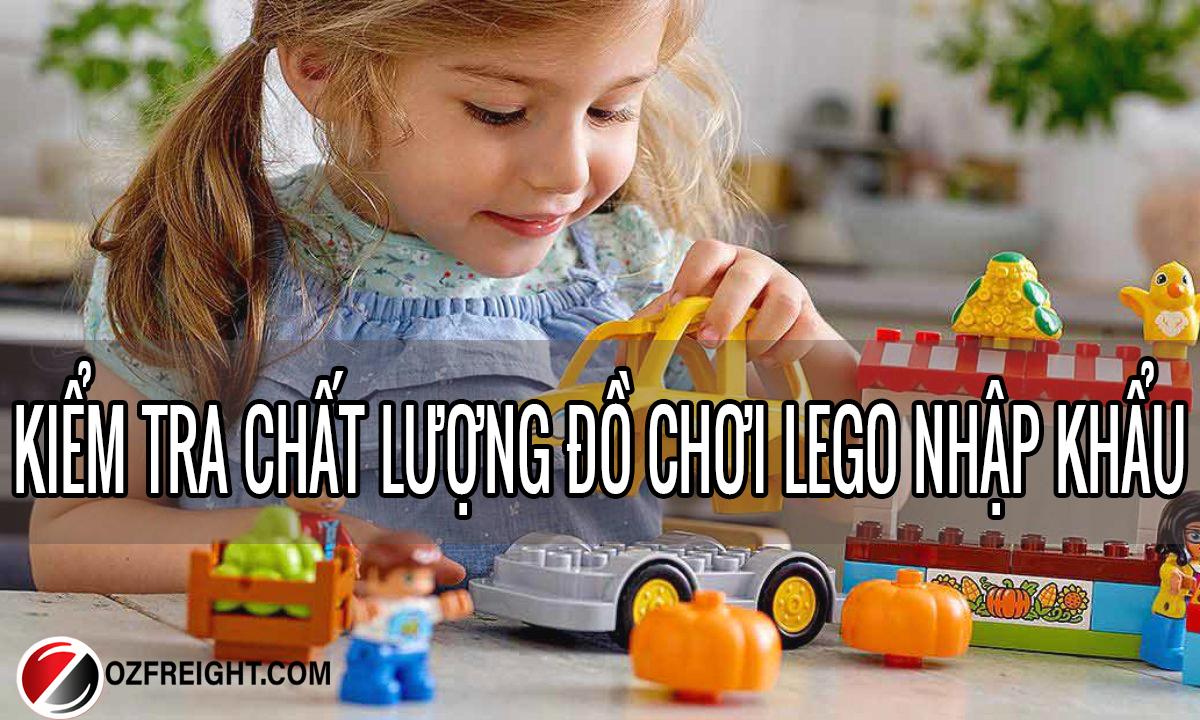 nhập khẩu đồ chơi lego