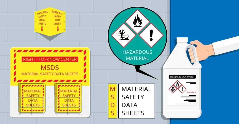 MSDS (Material safety data sheet) là gì?