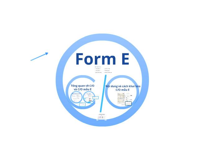 CO form E - Những lưu ý đối với hàng nhập khẩu