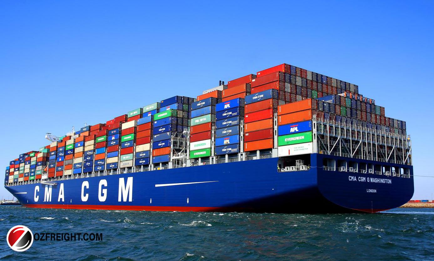 Hãng tàu CMA-CGM