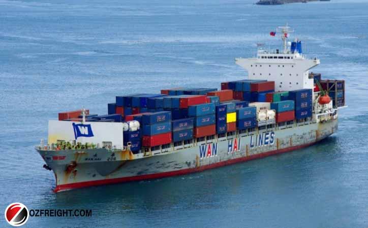 Hãng tàu WANHAI