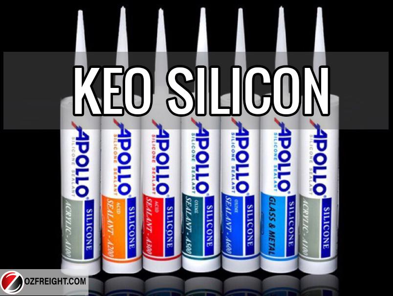 keo silicon