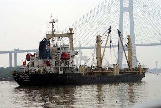 Các loại tàu dùng trong vận chuyển đường biển